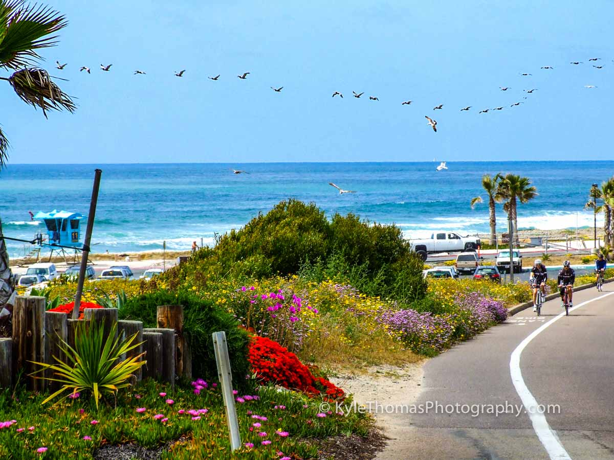 Seaside-Beach-Coast-HWY-101-Cardiff-CA-Kyle-Thomas-Photography