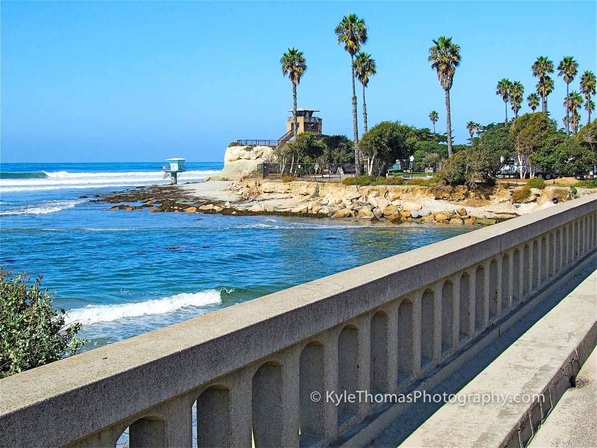 Old-Coast-Highway-101-Bridge-Cardiff-Reef-Lagoon-Cardiff-CA