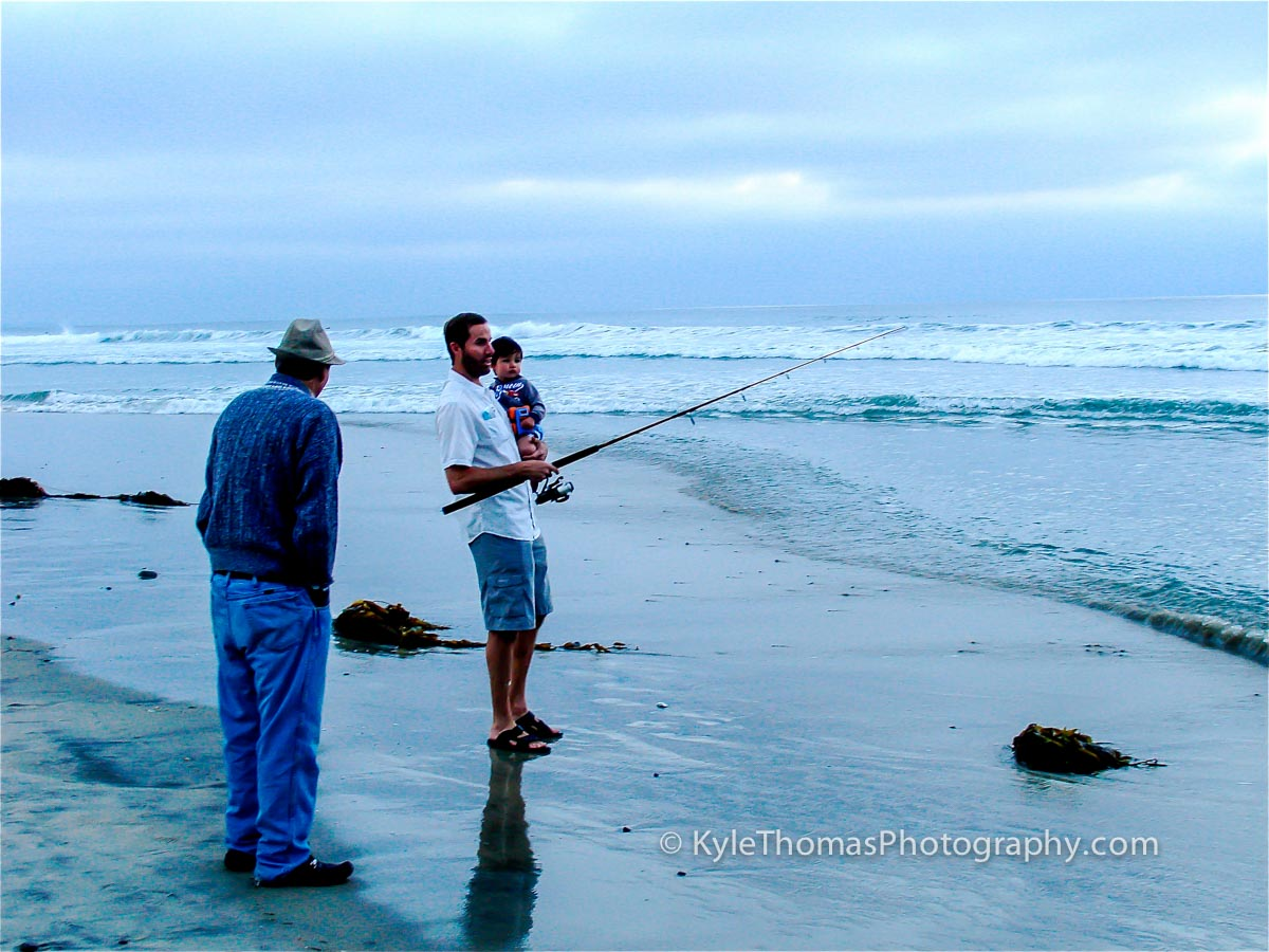 Cosmo-Man-Son-Fishing-Cardiff-CA-Kyle-Thomas-Photography