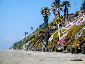 Encinitas-CA-Beach-Stairs-Grandview-Beacons-Stonesteps-Kyle-Thomas-Photography
