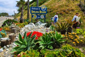 Entering-Solana-Beach-CA-Sign