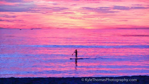 Purple-Pink-Orange-Yellow-Blue-Ocean-Beach-CA-Sunset