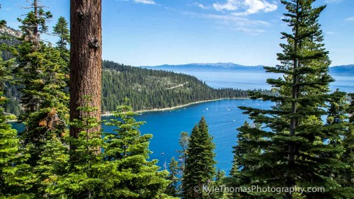 Scenic-Lake-Tahoe-Emerald-Bay-Kyle-Thomas-Photography