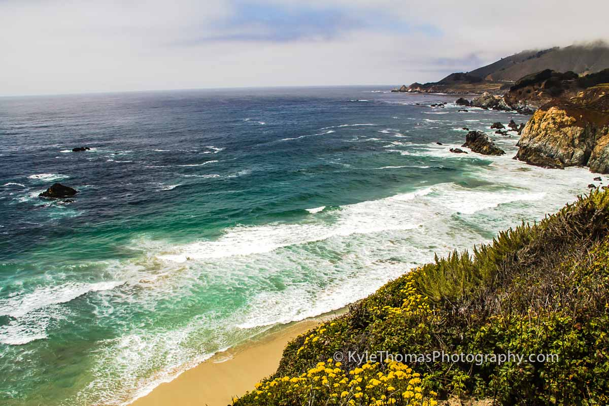 Scenic-Northern-Ca-Coast-Hwy-1-Kyle-Thomas-Photography