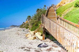 San-Elijo-Beach-Stairs-Cardiff-Ca-Encinitas-Kyle-Thomas-Photography