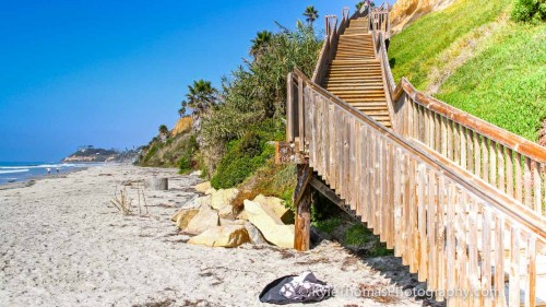 San-Elijo-Beach-Stairs-Cardiff-Encinitas-Ca-Kyle-Thomas-Photography