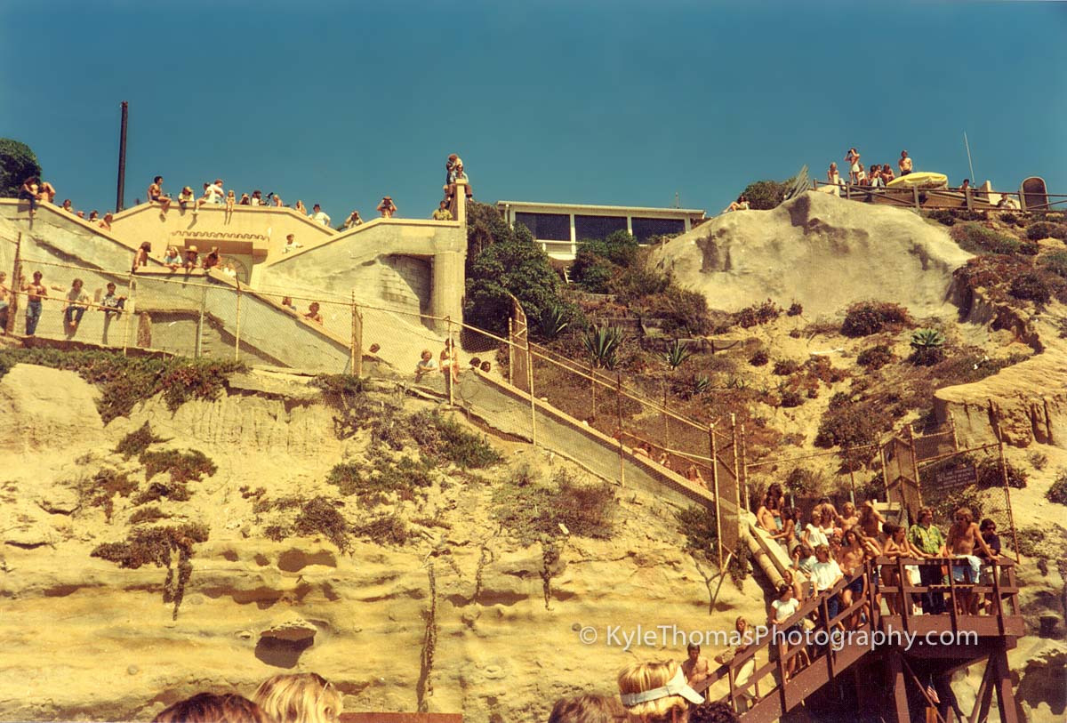 Encinitas-Stonesteps-Surfing-Contest-1975-Kyle-Thomas-Photography