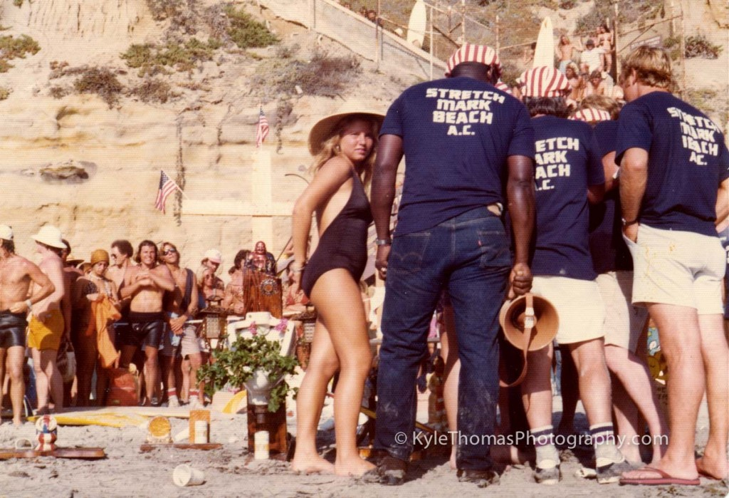 1975-Encinitas-Stonesteps-Surfing-Contest-Miss-Stone-Steps-Officials-Kyle-Thomas-Photography