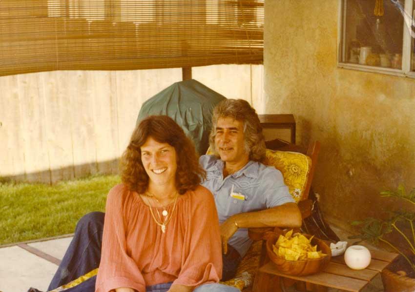 Darreld & Rosalee 1975