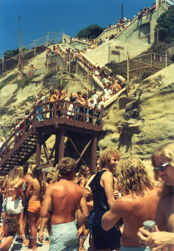 1975-The-Old-Stone-Steps-Encinitas-CA