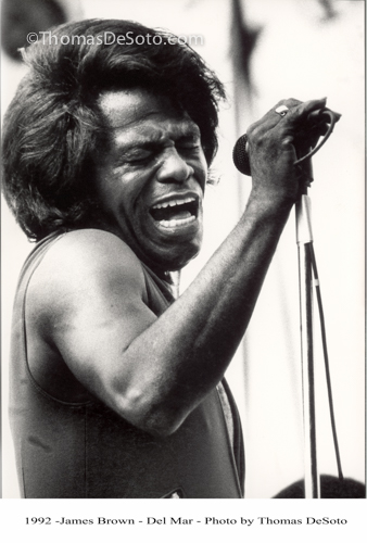 James-Brown-Del-Mar-1992-Thomas-DeSoto-Photography