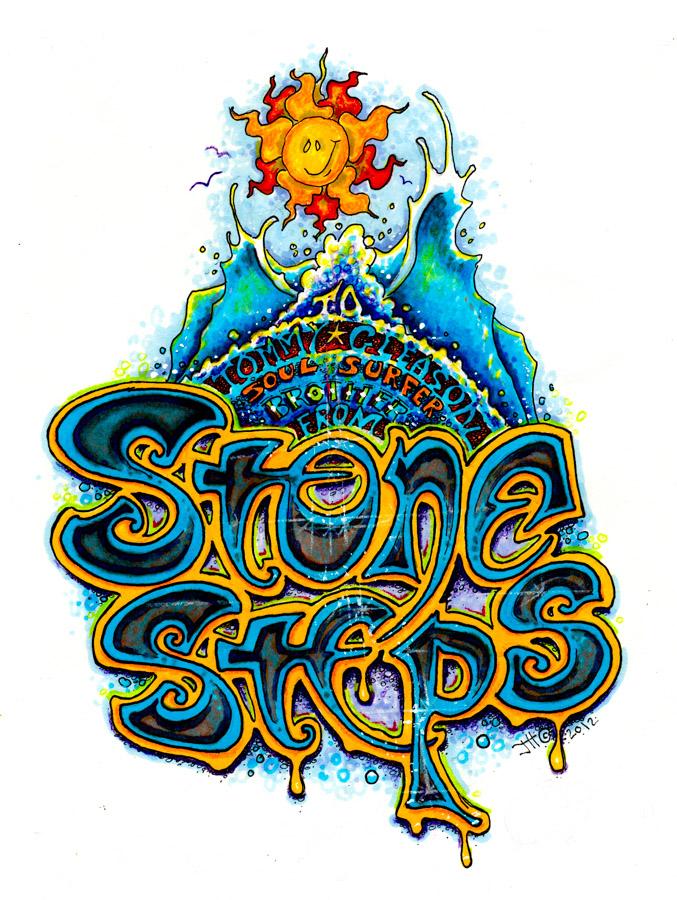 Artist-John-Hester-Tommy-Gleason-Soul-Surfer-Brother-Stonesteps